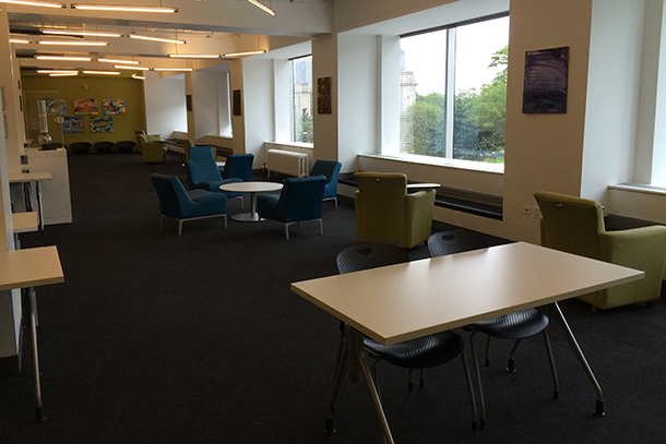 Room 301 - North Reading Room