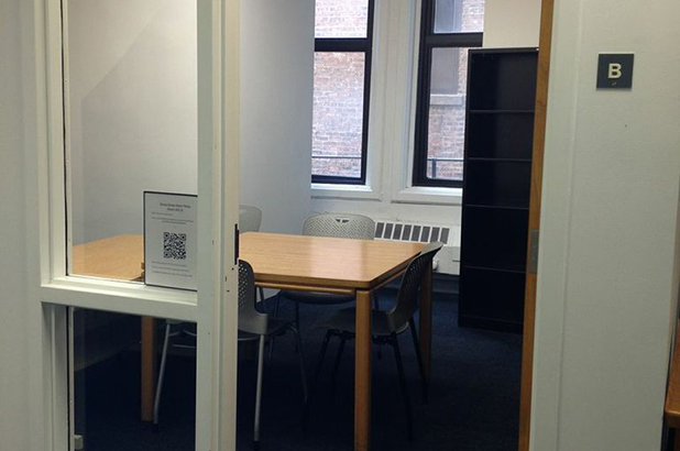 Reserve a Study Room - Library - Columbia College Chicago